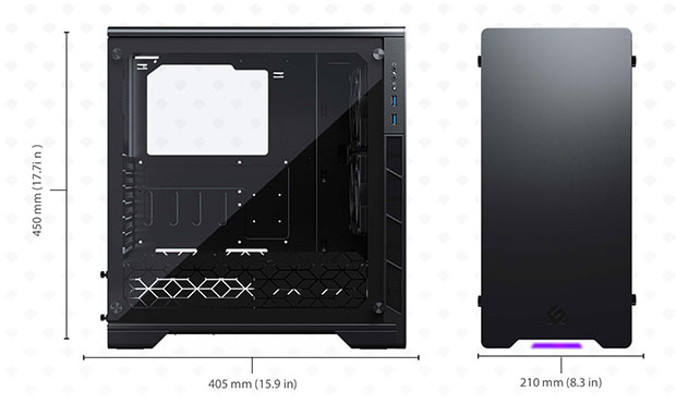 PG-MB(Core i9/GeForce RTX 2080搭載モデル)[主な仕様]CPU:Intel Core i9-9900Kメモリ:16GBSSD:250GB(SATA) →NVMe250GB(無料アップグレードキャンペーン)HDD:2TBグラフィック:GeForce RTX 2080 8GBOS:Windows 10 Home 64bit