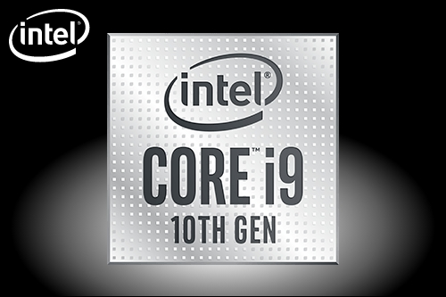 10th CORE i9-10900Kプロセッサ